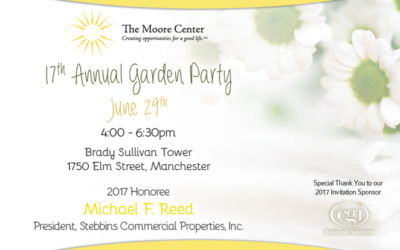 Save the Date – The Moore Center's Garden Party 2017!