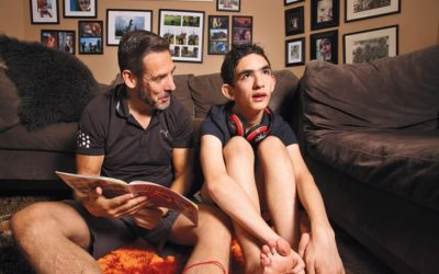 A Father's Fight For His Son With Autism