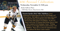 2016 Annual Celebration – Save the Date – November 9th!