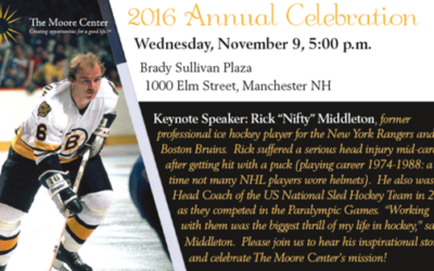 2016 Annual Celebration – November 9th!