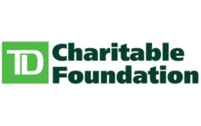 The Moore Center Receives $10,000 Grant From TD Charitable Foundation!